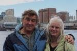Deryk and Elizabeth in Boston