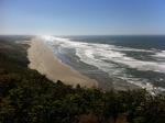 Silver and Blue - Oregon Coast