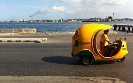 coco cab Havana