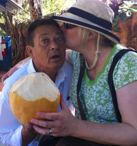 coconut kiss