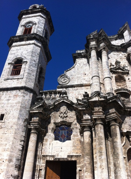 Havana Vieja architecture