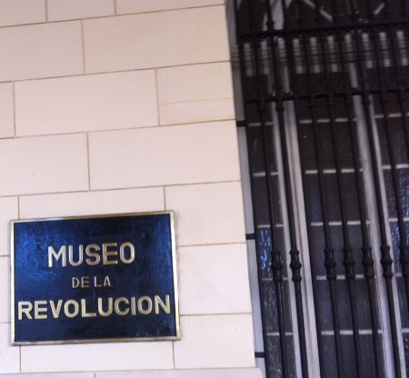 museo de la revolution was pretty interesting and very grisly. Lots of bullet holes in the walls, bloodstained shirts of freedom fighters etc. We spent hours and learned a lot about when is cherished here
