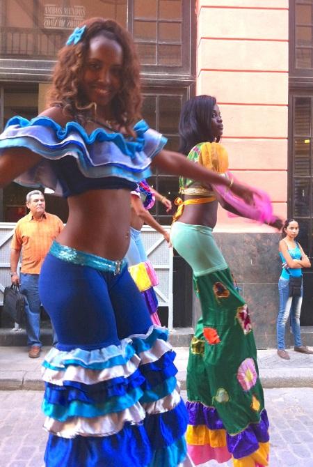 Street dancing!
