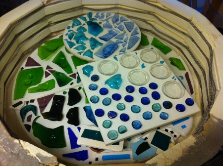Glass in the Kiln