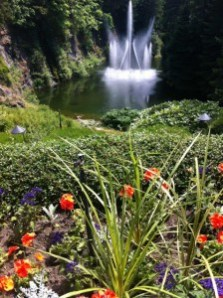 The Butchart Gardens - Vancouver Island Canada