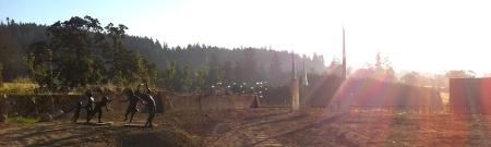 Early Morning at Woodwynn